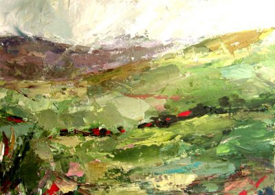 spring light April 2011 print Beth Robinson