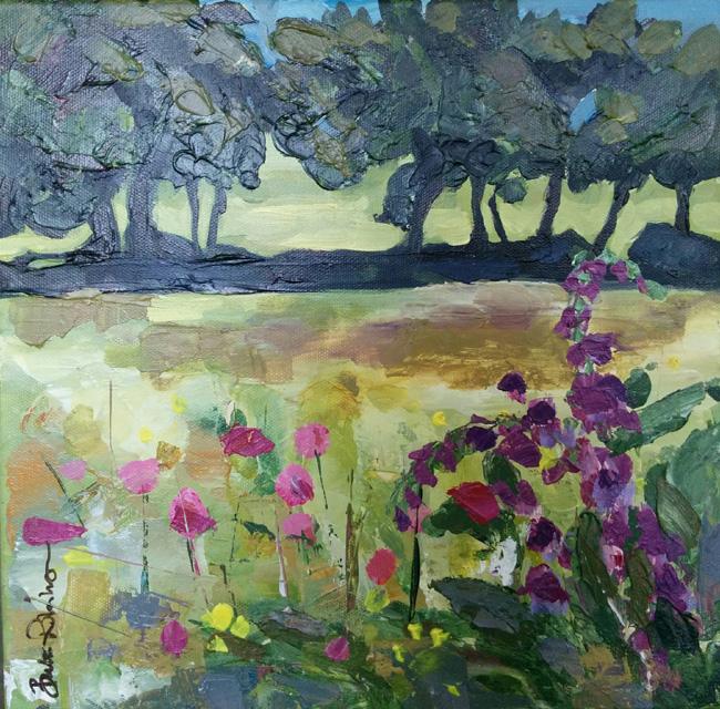 July meadow, Brynberian