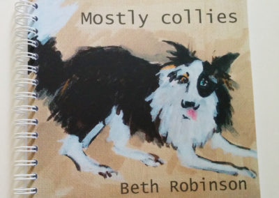 mostly collies book